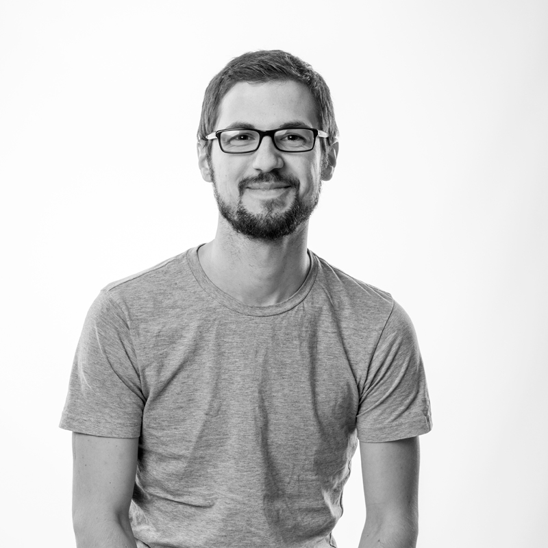 Evan Kosters, Associate Director of Student Ministry